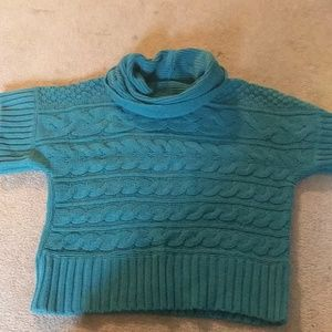 Sonoma short sleeve sweater